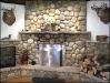 E) fireplace